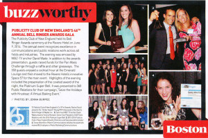 Boston Magazine buzzworthy